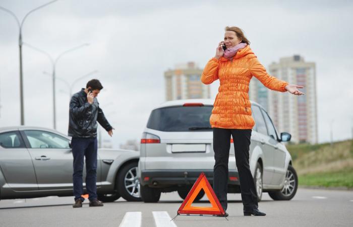 Что делать в случае аварии на арендованном автомобиле